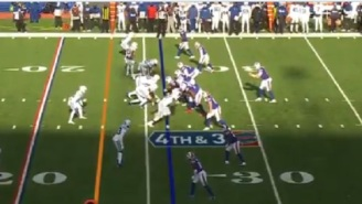 Colts Sideline Was Absolutely Disgusted With Kemoko Turay After He Embarrassingly Jumped Offsides On 4th Down Vs Bills