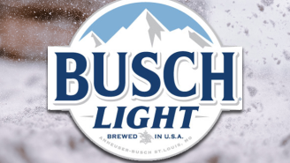 Busch Light Is Making Snow Days More Bearable By Knocking $1 Off The Price Of Its Beer For Every Inch That Falls This Winter