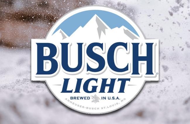 busch light snow promotion