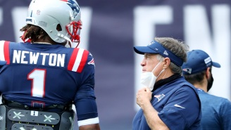 Cam Newton's Opinion About Bill Belichick Makes Pats HC Seem Like The Most Fun Human Being On Planet Earth
