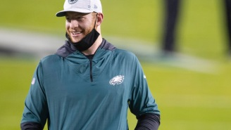 Carson Wentz Is Tradable 'Cause Some NFL Team Will Let Its Ego Get In The Way Of Common Sense, Per Report