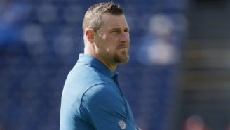 Lions' Head Coach Dan Campbell Dominated His First Press Conference: 'We Are Going To Bite A Kneecap Off'
