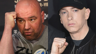 Eminem Bodies Dana White Over His Frequent Criticism Of UFC Fighters Ahead Of UFC 257