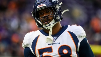 Von Miller's Ex-Fiancée Denies He Physically Abused Her Amid Reports That Miller Is Being Investigated For Domestic Violence