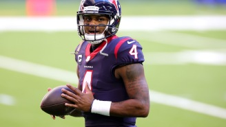 I'm Not Sure What To Make Of Bart Scott's Suggestion To Jaguars About Trading No. 1 Overall Pick For Deshaun Watson