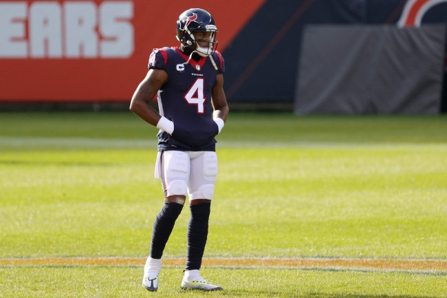 With Texans quarterback Deshaun Watson trade rumors swirling, one NFL analyst lists the Panthers as a surprise darkhorse to acquire him