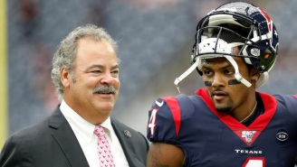 Deshaun Watson Reportedly Dislikes Texans Owner Cal McNair So Much That He Would Only Return To Houston If McNair Fires Himself
