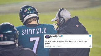 New York Giants Players Call Out The Eagles On Social Media For Their Egregious Tank Job