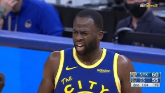 Warriors' Draymond Green Gets Bizarrely Ejected From Game For Yelling And Cursing At Teammate