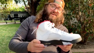Buying My Dream Pair Of Retro Jordans via eBay's Authenticity Guarantee