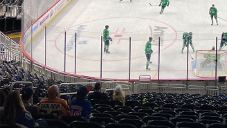 How Going To A Minor League Hockey Game In The Middle Of A Pandemic Made Me Feel Normal For A Few Hours