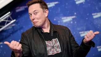 Elon Musk Has Claimed The Title Of Richest Person In The World But Doesn't Seem Too Excited About It