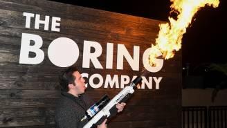 People Keep Getting Arrested For Owning The Flamethrower Elon Musk Claimed Was 'Not A Flamethrower'