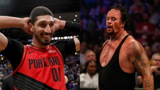 How The 'Dictatorship' NCAA Ignited Enes Kanter's Love Of The Undertaker And Pro Wrestling