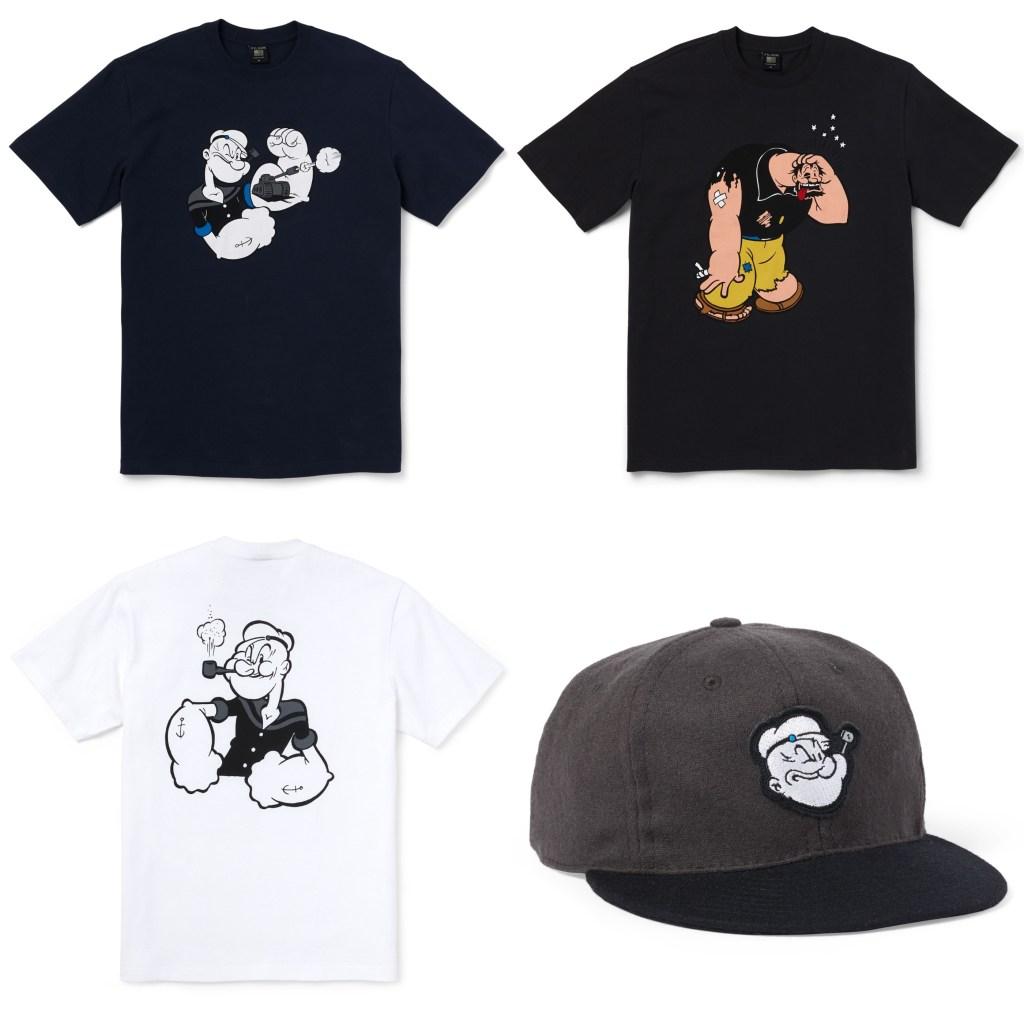 Filson Popeye Collection
