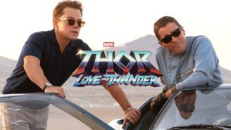 Matt Damon Joins The Cast Of 'Thor 4', Which Also Stars Christian Bale