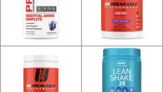 If You're Looking For A+ Running Recovery Products, GNC Has All The Good Stuff For Your 2021 Goals