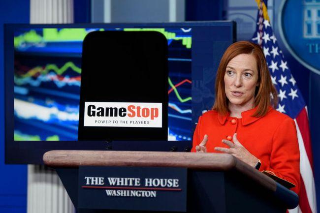 gamestop government response