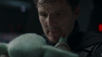 Pedro Pascal Details Why Saying Goodbye To Grogu Was So Emotional For Mando
