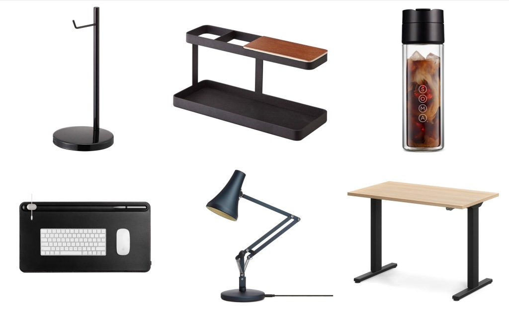 home office upgrades workspace accessories for men