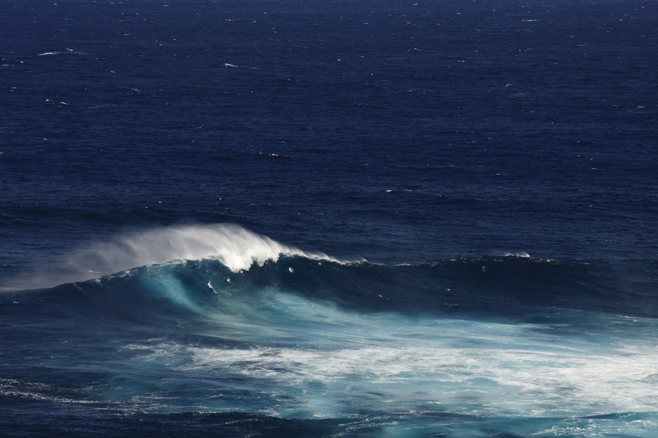 Makua Rothman's Estimated 100-Foot Wave At Jaws Could Be The Biggest Ever Surfed In Hawaii