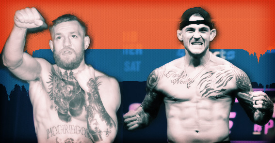 UFC 257: Poirier vs. McGregor 2 PPV ESPN+