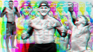 Just Who Is Dustin Poirier, The Man Fighting Conor McGregor At UFC 257?