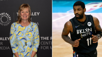 ESPN's Jackie MacMullan Under Fire For Saying Kyrie Irving Is An NBA Owner's 'Property' Because They Pay Him Millions