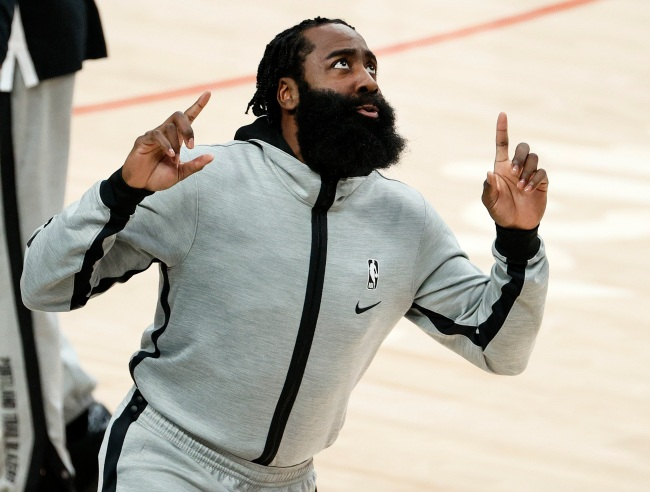 Anonymous NBA scout reveals why the James Harden deal to Nets could go entirely 'up in flames'