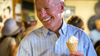 Joe Biden's Love Of Ice Cream Is Something Every Single American Can Get Behind