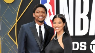 Wife Of NBA Star Bradley Beal Bizarrely Insinuates Hank Aaron Died Due To Covid-19 Vaccine And Immediately Gets Blasted By Fans