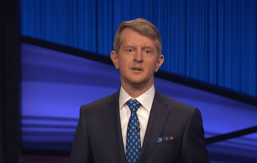 Ken Jennings Jeopardy! guest host