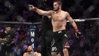 Khabib Nurmagomedov Takes A Shot At Conor McGregor After His UFC 257 Loss