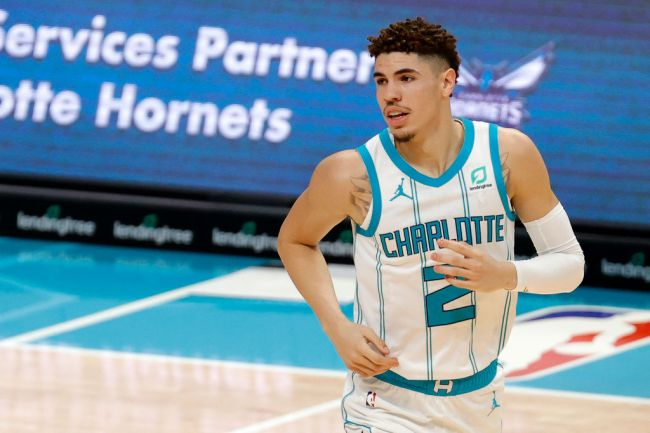 lamelo ball renting cam newtons apartment charlotte