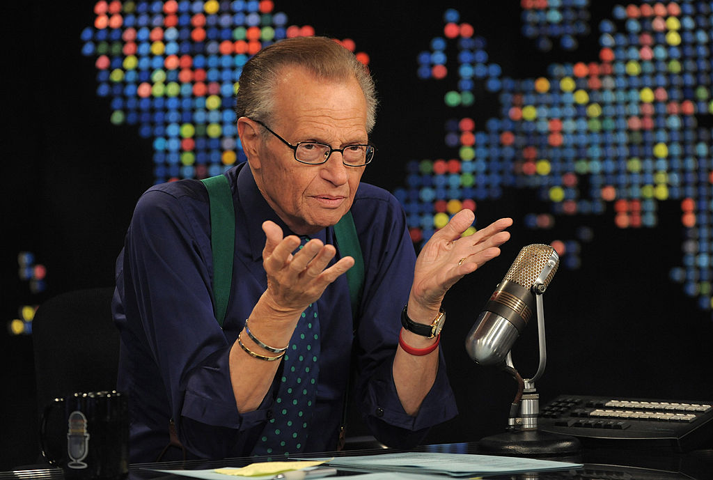 Larry King has passed away at 87 - cover