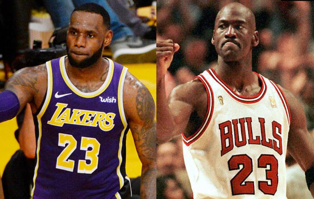 Gilbert Arenas Perfectly Explains Why The 'LeBron James Vs. Michael Jordan' Debate Is Fundamentally Pointless