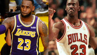 Gilbert Arenas Perfectly Explains Why The 'LeBron James Vs. Michael Jordan' Debate Is Fundamentally Pointless