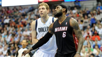 Mavs' Dirk Nowitzki Absolutely Hated LeBron James And Dwyane Wade According To Dirk's Former Teammate JJ Barea