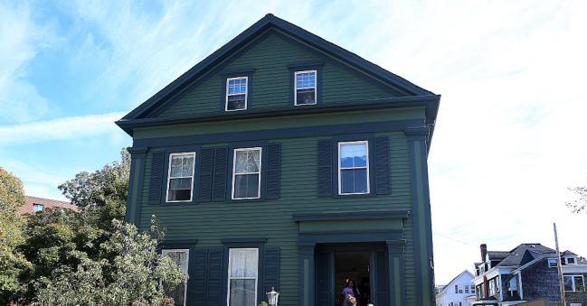 lizzie borden house for sale