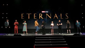 Marvel Studios Is Reportedly 'Almost In Disbelief' About The Quality Of 'Eternals'