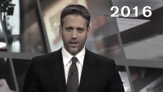 Max Kellerman Served Up A Self Roast Over His Awful 2016 'Cliff' Take On Tom Brady