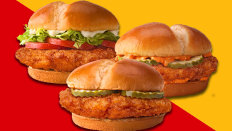 McDonald's Might Spark Another Chicken Sandwich War With The New Menu Items It's Unveiled