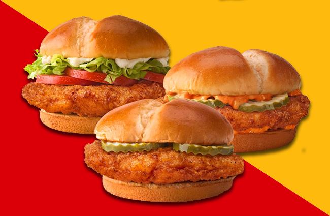 mcdonalds chicken sandwiches 2021