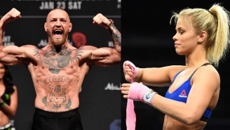 Paige VanZant On The 'Genius' Of Conor McGregor And Why There Will Never Be Another One Like Him