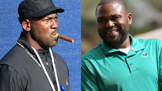 Michael Jordan Refused To Talk To Anthony Anderson For Three Days After Losing A Heated Game Of Dominos