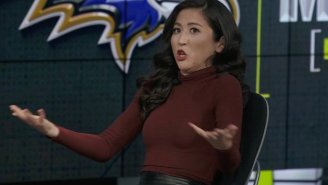 Mina Kimes Had An All-Time Great Reaction On ESPN+ When The Titans Punted On 4th And 2