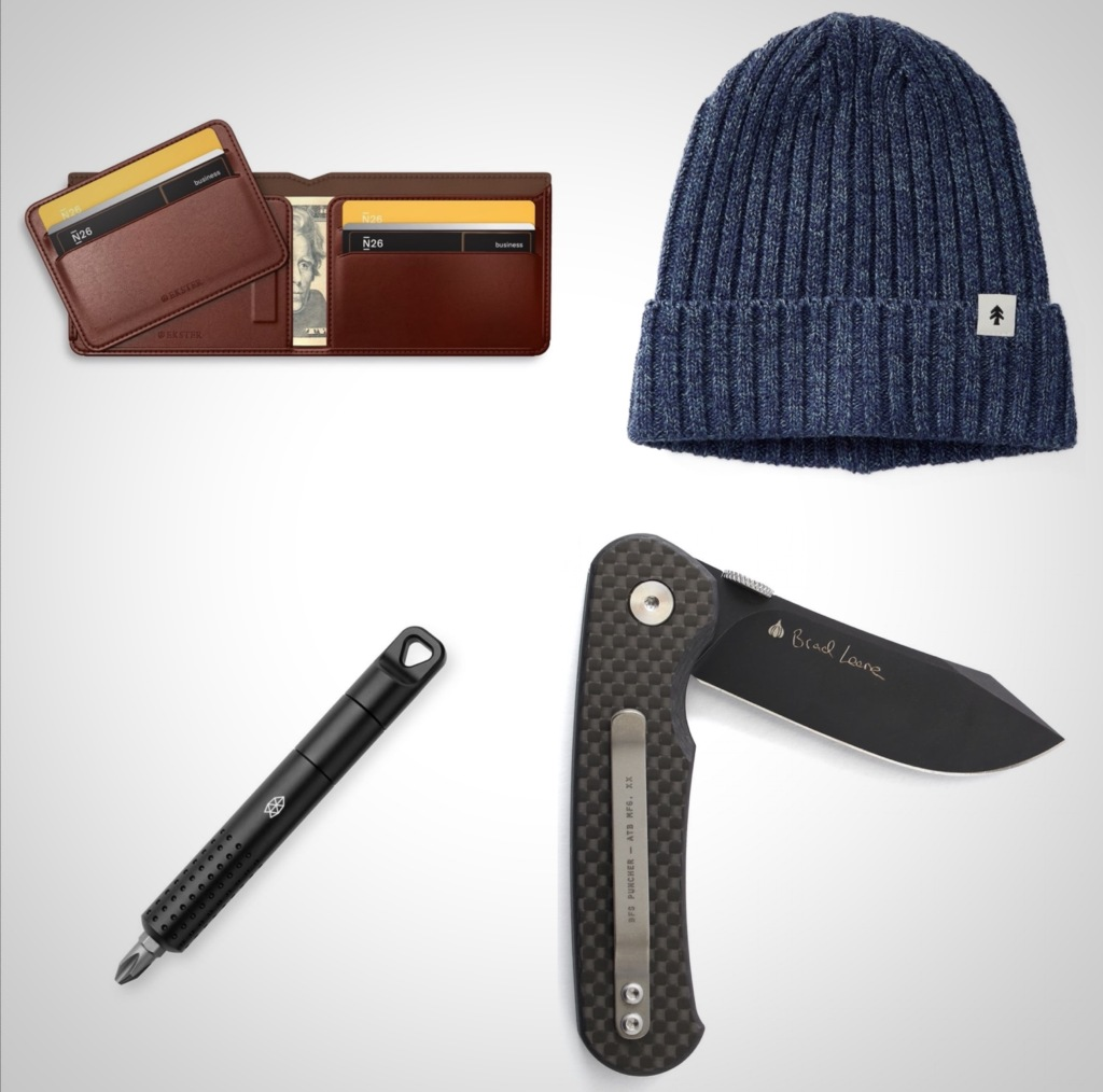 must have 2021 everyday carry essentials for men