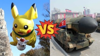 How North Korea's Ballistic Missile Parade™ Stacks Up To America's Macy's Thanksgiving Day Parade