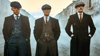 'Peaky Blinders' Creator Confirms The Series Will End With A MOVIE