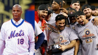 Darryl Strawberry Claims The 2017 Astros Should Cherish Their Title Because Cheating Is Everywhere In The MLB